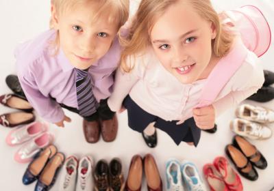 Как правильно выбрать здоровую детскую обувь?